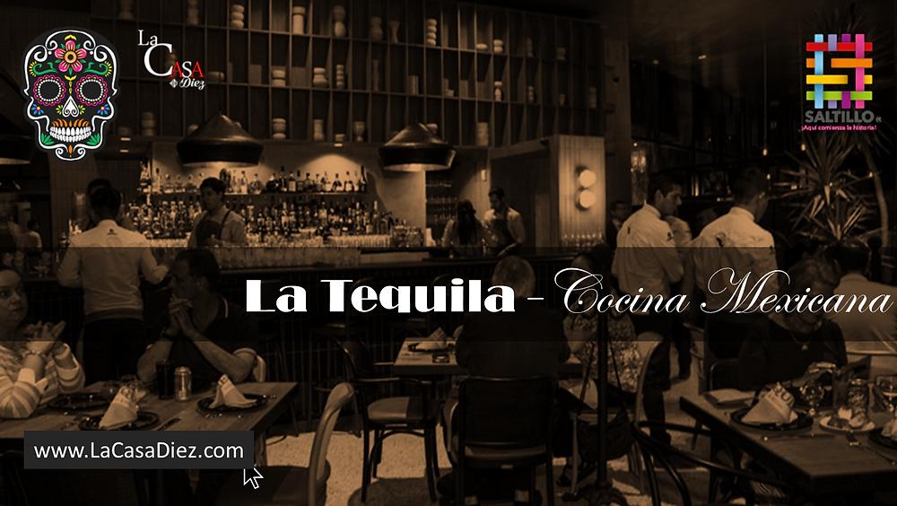 La Tequila Cocina Mexicana