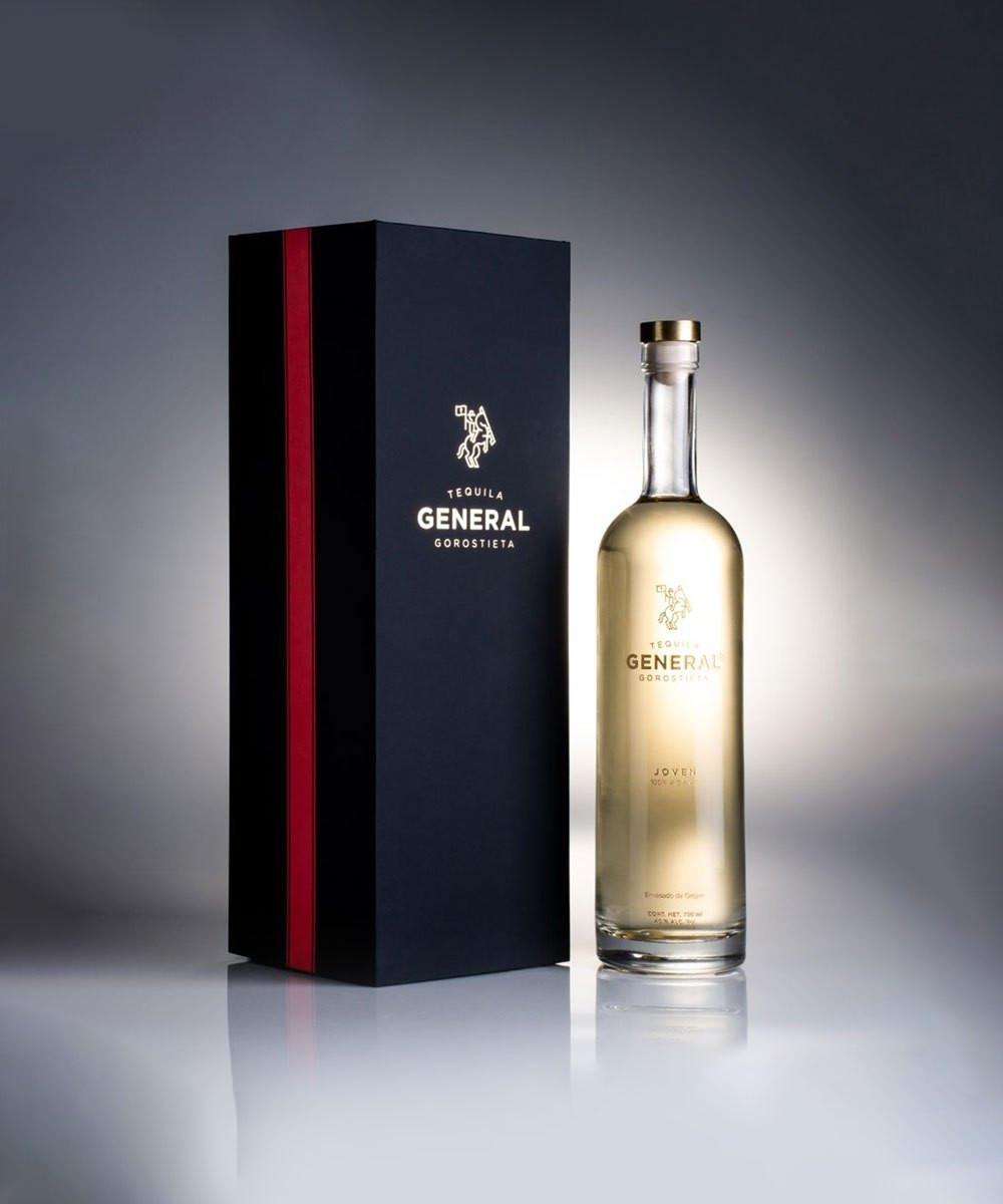 Tequila General Gorostieta Edición de Gala