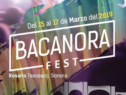 Primera Edición del Bacanora FEST 2019
