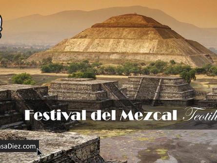 El Gran Festival del MEZCAL en Teotihuacán