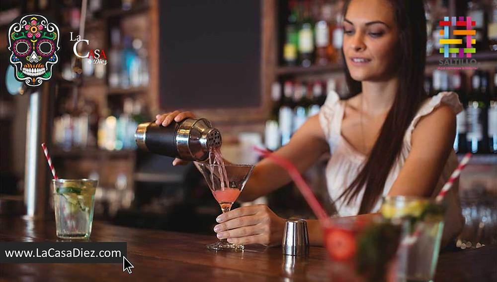 Carla Constanza Mejor Bartender de Chile