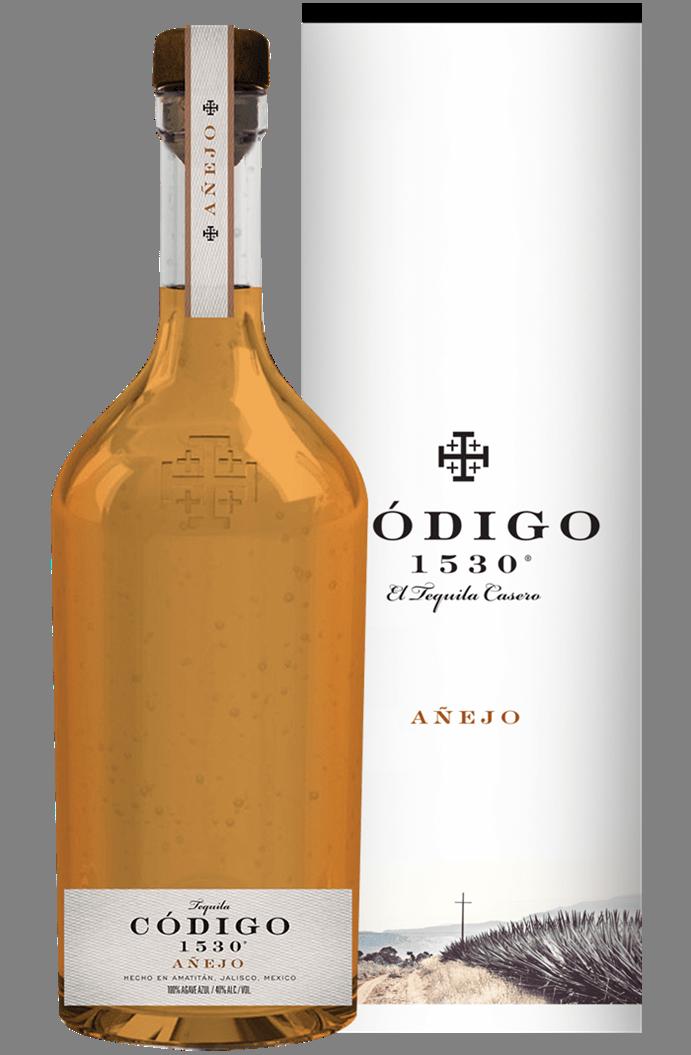 Tequila Codigo 1530 Añejo