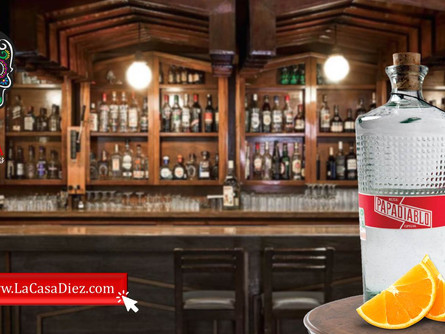 MEZCAL PAPADIABLO Espadín, un destilado Artesanal con mucho carácter.