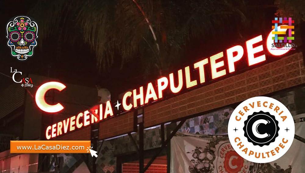 Cervecería Chapultepec Todo al Mismo Precio