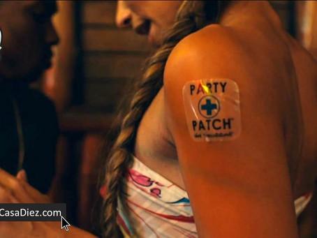 PARTY PATCH, el Amigo incondicional del Bebedor.