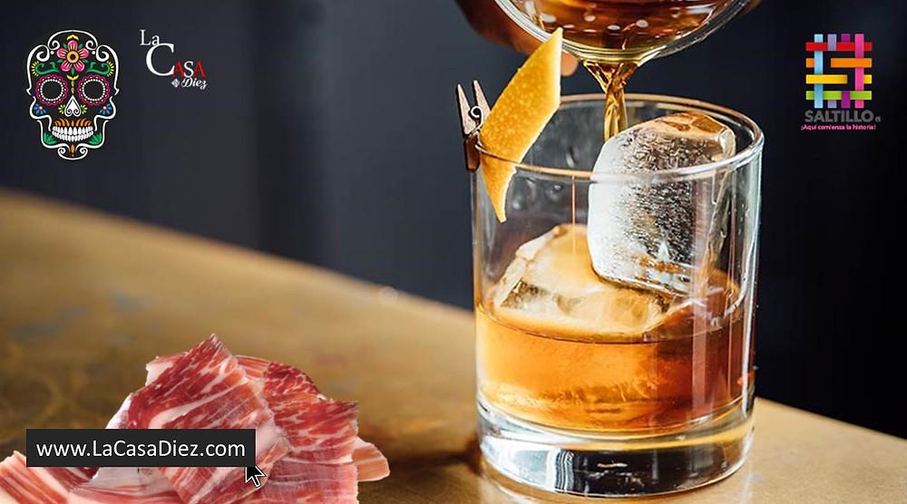 Como tomar Whisky con Alimentos