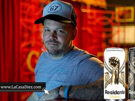 Cerveza Residente, un producto Artesanal del Rapero Rene Joglar