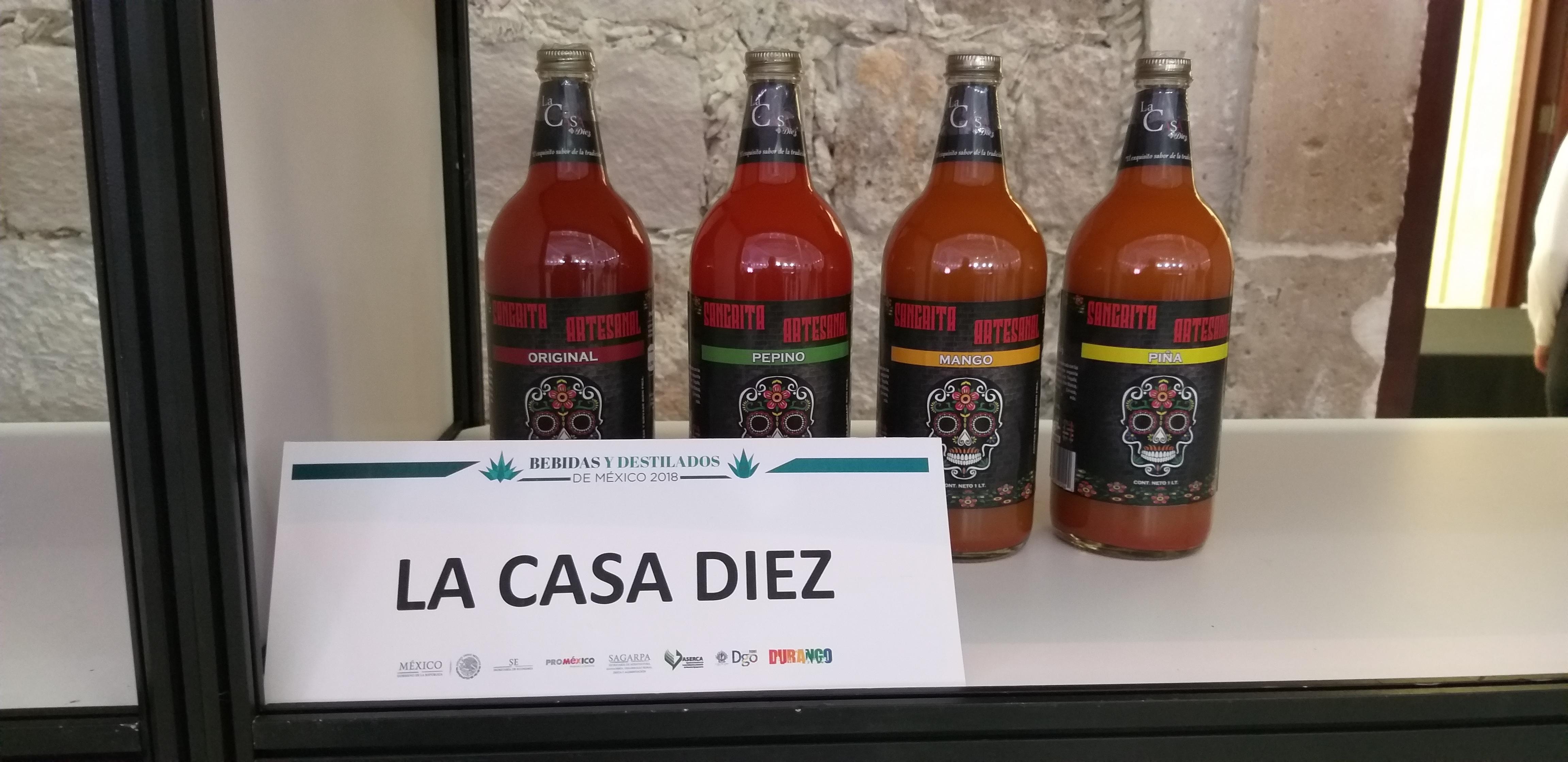 Bebidas y Destilados de México