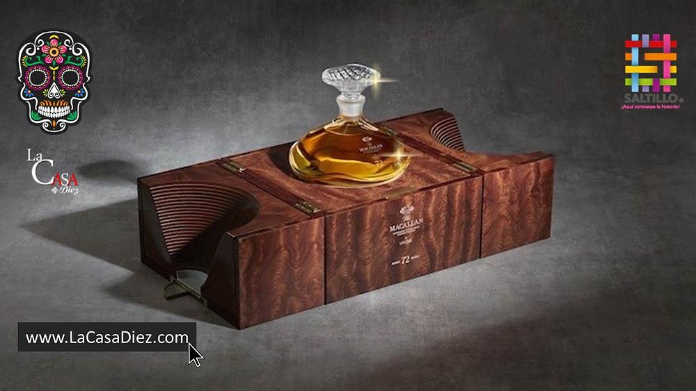 Whisky Macallan 72 años