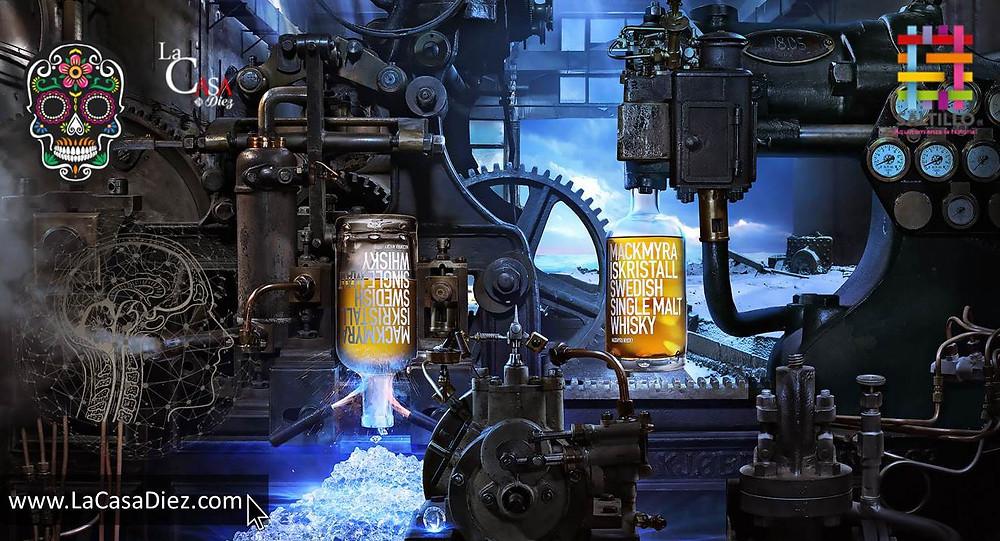 Mackmyra Whisky y Microsoft Inteligencia Artificial