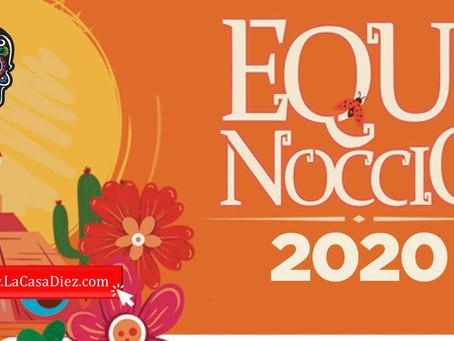 EL CORONAVIRUS y el Festival Equinoccio 2020 en Corregidora.