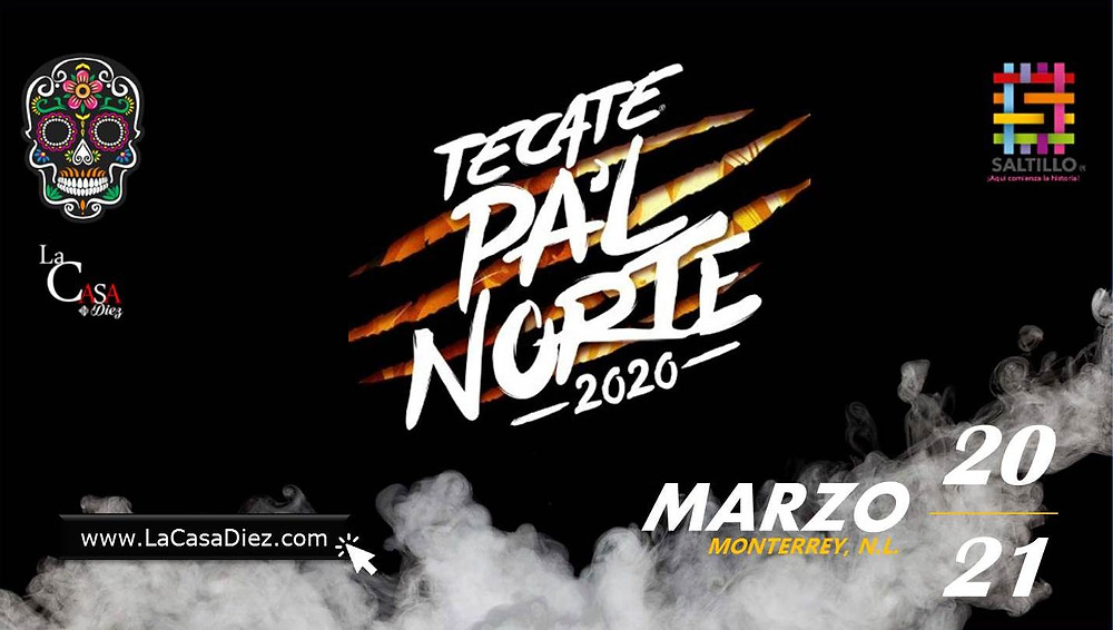 Tecate Pal Norte 2020 Festival