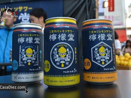 COCA COLA Company lanzará en Japón Bebida con Alcohol.