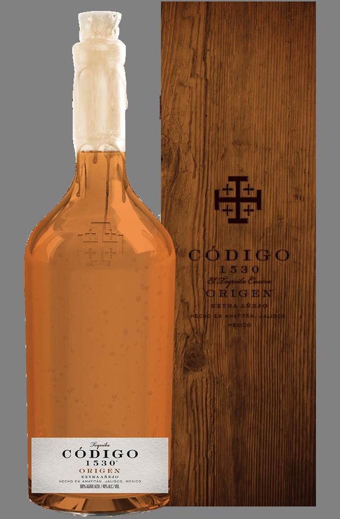 Tequila Codigo 1530 Origen