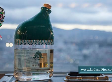 MEZCAL EL TERCO, un destilado orgánico con mucha Historia en su interior.