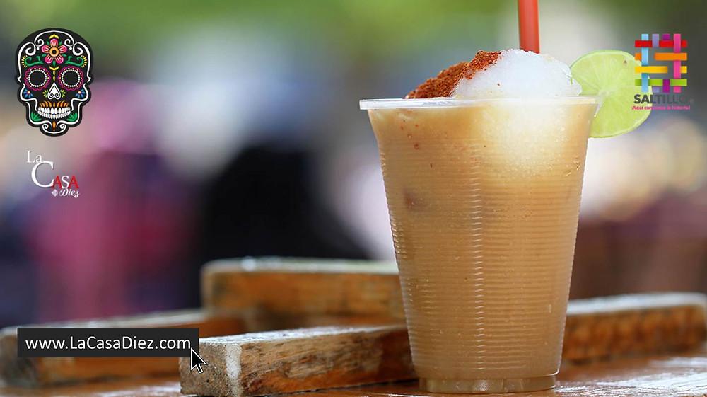 Bebidas Mexicanas Tradicionales (Tejuino)