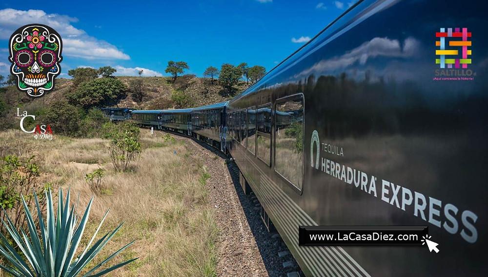 Herradura Express, El Recorrido más Tequilero (Foto: Herradura)