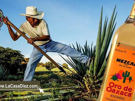 MEZCAL ORO DE OAXACA, más de 32 años de tradición y sabor únicos.