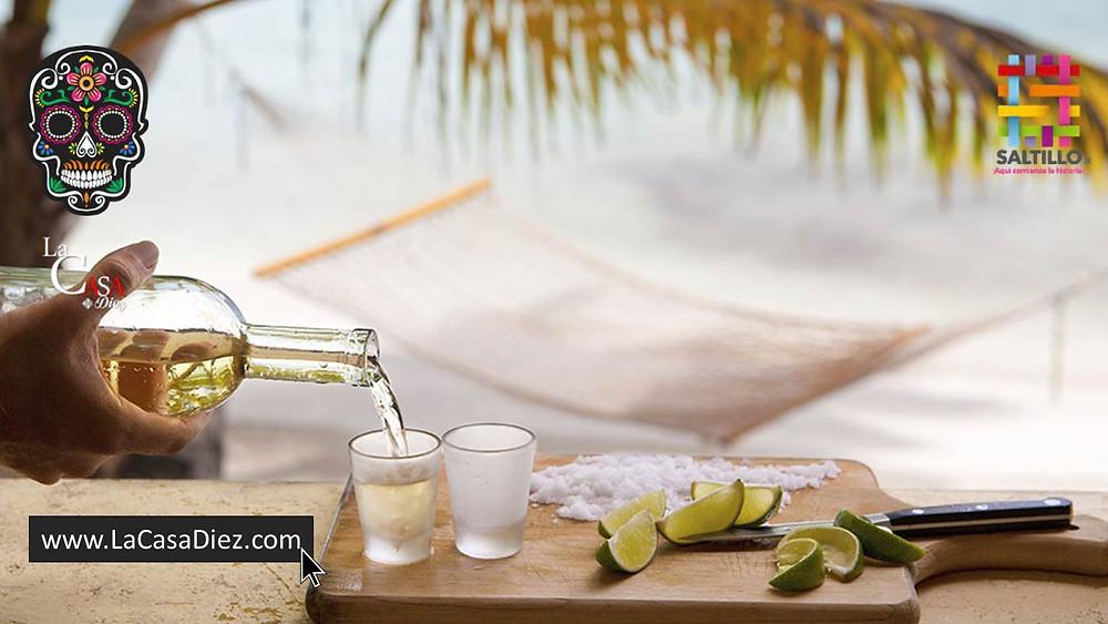 Mazatlán Sinaloa, Muestra de Tequila