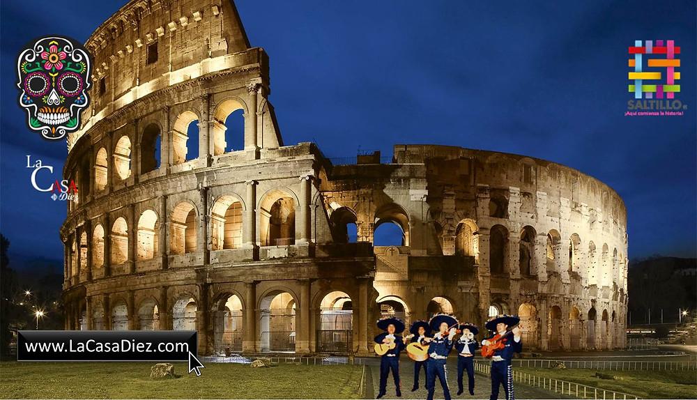 Roma Bar Show en Roma, Italia
