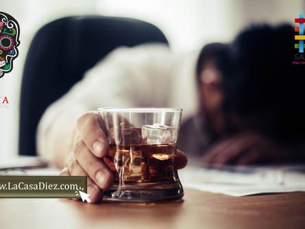 CONSECUENCIAS DEL ALCOHOLISMO, sus efectos y emociones.