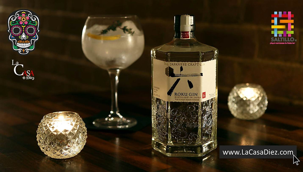 Suntory Roku Gin (Foto: The London Gin Club)