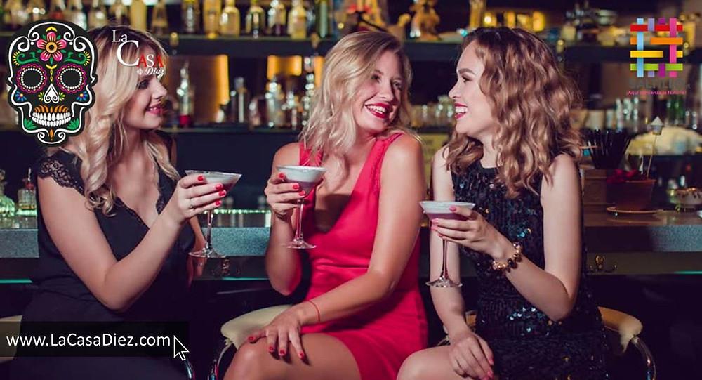 El Consumo de Alcohol en Mujeres