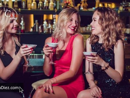 A la Alza el Número de Mujeres en el Consumo de Alcohol