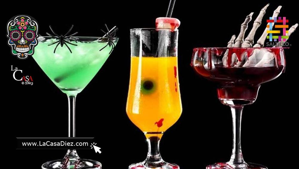 Cocteles Sin Alcohol para Halloween