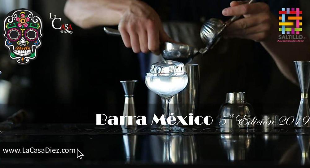 Barra Mexico 2019