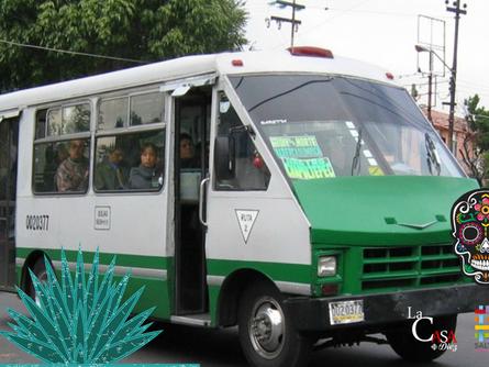 La Ruta del Microbús Pulquero en la CDMX ¡En la Esquina Bajan!