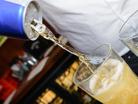 Bebida Energizante + Alcohol