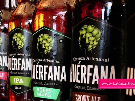 """CERVECERIA HUERFANA, una Cerveza Artesanal """"Que No Tiene Madre""""."""