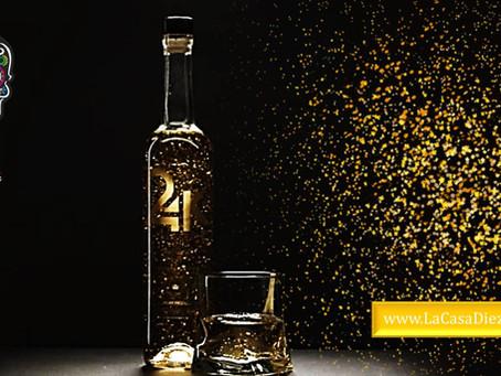 TEQUILA 24K ELITE, un destilado único en el Mundo con mayor cantidad de Oro
