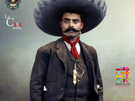 El nombre Emiliano Zapata ya cuenta con registro ante el IMPI.