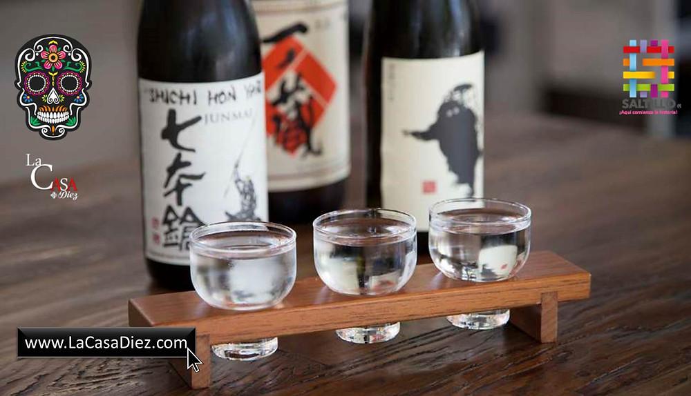 01 de Octubre, Día Internacional del Sake