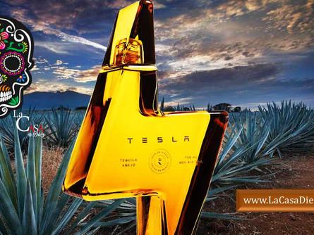 TESLA TEQUILA, un destilado Añejo del Magnate Sudafricano Elon Musk