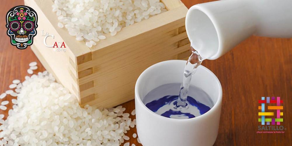 El Sake japonés y sus maridajes