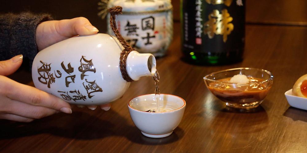 El Sake y su elaboración
