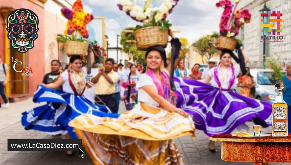 La Guelaguetza y el Mezcal de Oaxaca