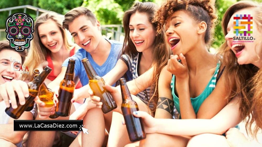 Alcoholismo en Menores de Edad