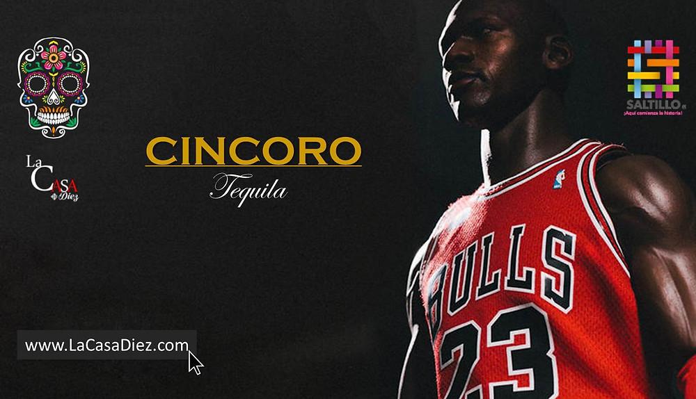 Michael Jordan y su Tequila CINCORO