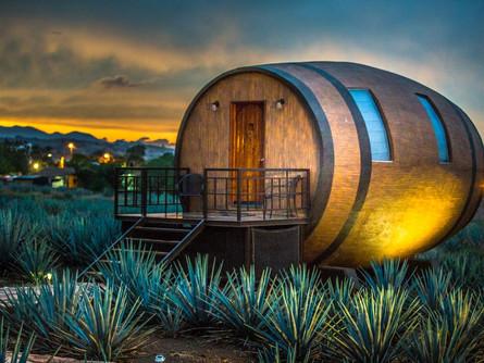 MATICES, Hotel Barricas Tequila, un lugar mágico en el corazón de Tequila, Jalisco