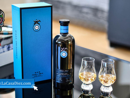 BARREL BLEND de Casa Dragones, el Primer Tequila Añejo de la Marca.