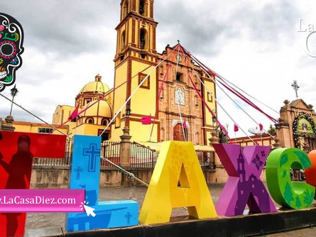FESTIVAL DEL PULQUE 2020 en el Pueblo Mágico de Tlaxco, Tlaxcala.