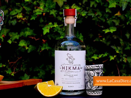 HIKMA, el Destilado Artesanal de LEPHAN 100% Saltillense.