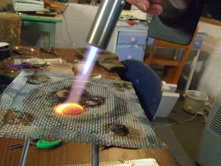 Beginning Torch Enameling Resources