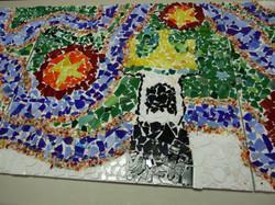 Glass Mosaic at VBS