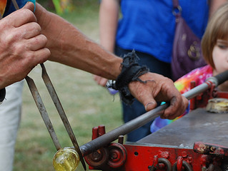 Volunteer at Josephine Sculpture Park Fall Festival Sunday, Sept. 13 from 11-6