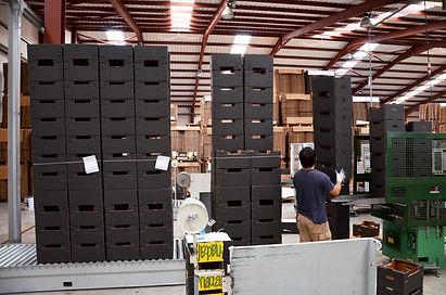 Montaje cajas carton